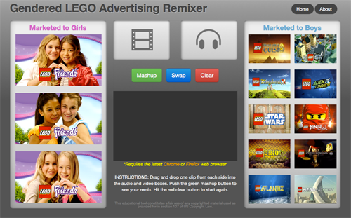 The Gendered Advertising Remixer